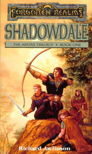 Shadowdale novel