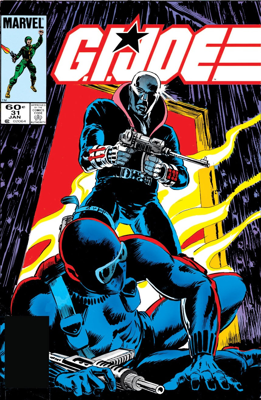 G.I. Joe A Real American Hero Vol 1 31