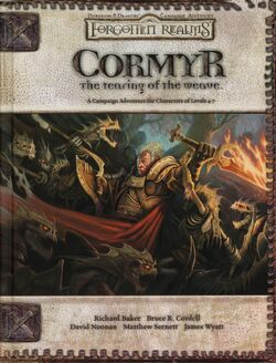 Cormyr- The Tearing of the Weave