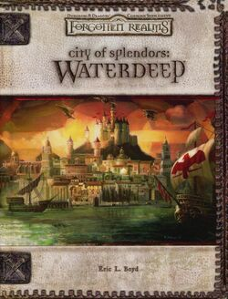 Waterdeep cover