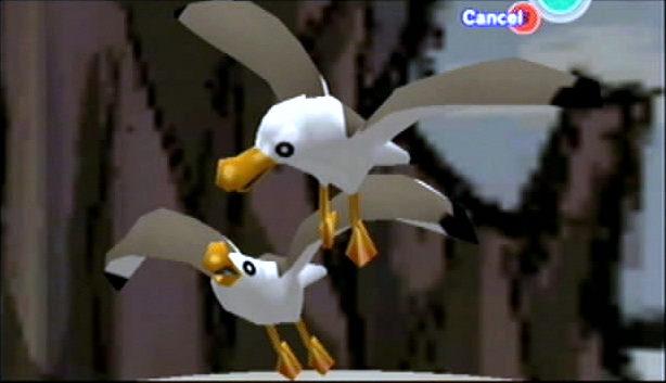 Avis Verbum Est Seagulls