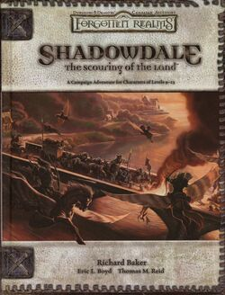 Shadowdale The Scouring of the Land