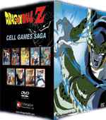 Cell Games Saga