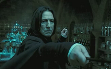 Snape OOP trailer