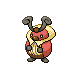 Kricketot DP