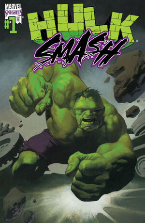 Hulk Smash Vol 1 1
