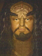 Chuck Borden, Klingon VOY