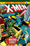 X-Men Vol 1 84
