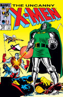Uncanny X-Men Vol 1 197