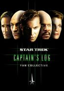 Fan Collective - Captain&#39;s Log cover