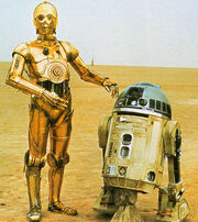 C3po r2d2