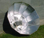 DATS solar cooker