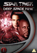 DS9 slimpack season one