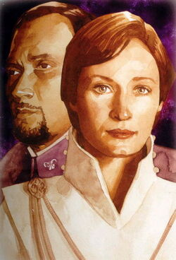 Bail Organa Mon Mothma