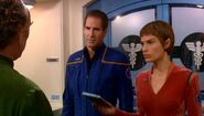 Archer and T'Pol