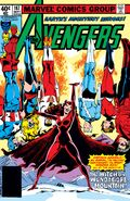 Avengers Vol 1 187