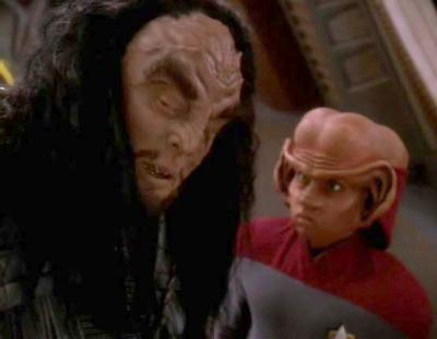 Nog stands up to Martok