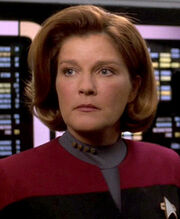 Kathryn Janeway, 2377