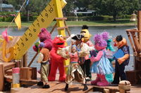 Elmo and the Bookaneers (stage show)