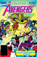 Avengers Annual Vol 1 18
