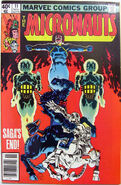 Micronauts Vol 1 11