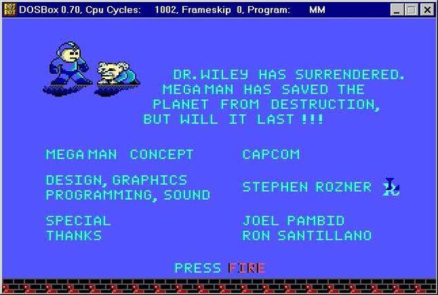 [Shity Games] Megaman sur PC 634px-MMPC_End