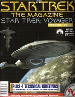 Star Trek The Magazine volume 2 issue 3 cover 2
