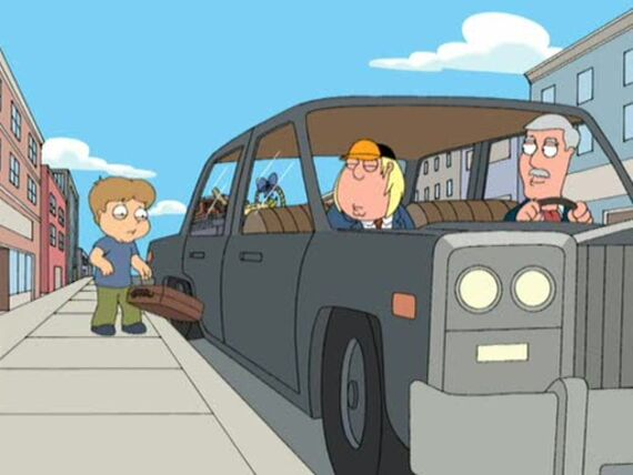 Family Guy Season 5 Episode 16 No Chris Left Behind