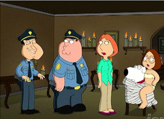 Family Guy Season 5 Episode 8 Barely Legal