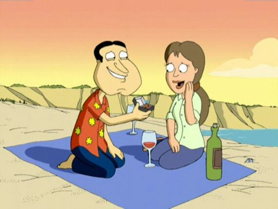 Family Guy Season 4 Episode 21 I Take Thee Quagmire