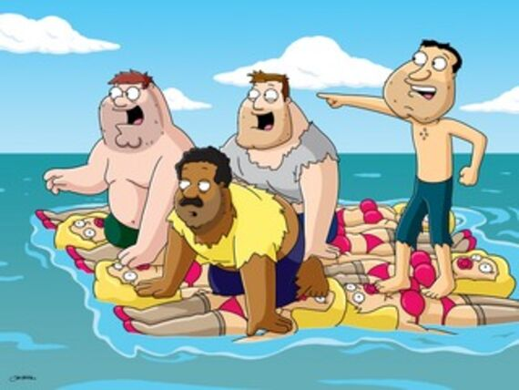Family Guy Season 4 Episode 12 Perfect Castaway