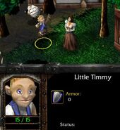 Little Timmy and Alicia