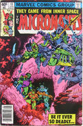 Micronauts Vol 1 13