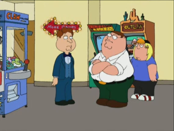 Family Guy Season 1 Episode 3 Chitty Chitty Death Bang