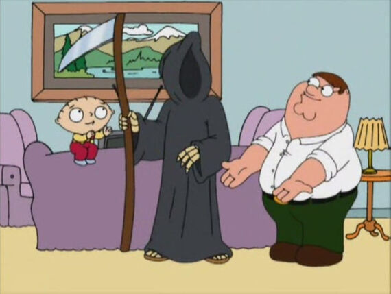 Family Guy Season 2 Episode 6 Death Is a Bitch