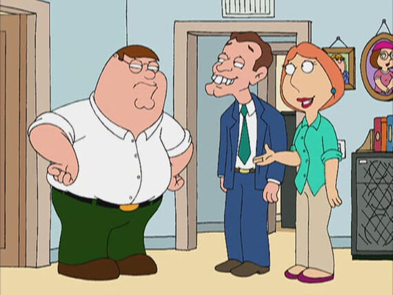Family Guy Season 3 Episode 4 One If by Clam, Two If by Sea