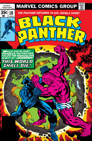 Black Panther Vol 1 10