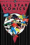 All-Star Comics Archives Volume 1