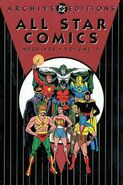 All-Star Comics Archives Volume 2