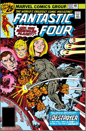 Fantastic Four Vol 1 172