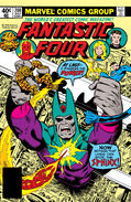 Fantastic Four Vol 1 208