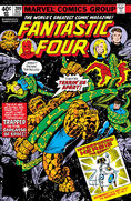 Fantastic Four Vol 1 209