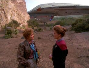 Earhart and Janeway