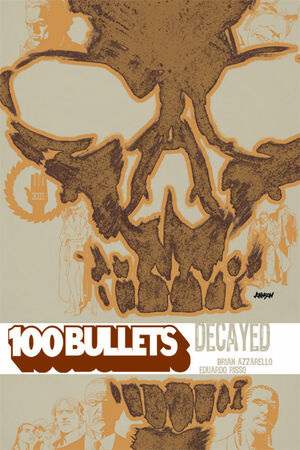 Cover for 100 Bullets (Collections) #10