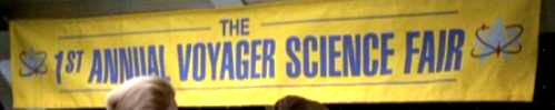 Science Fair Banner