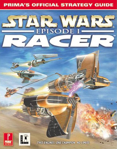 Star Wars Racer Патч