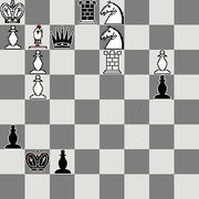 Lost Chess Game