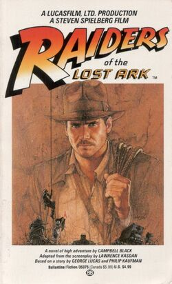 RaidersOfTheLostArk(Novel)