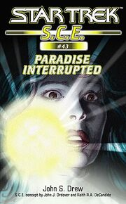 Paradise Interrupted - eBook cover