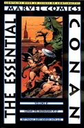 Essential Conan the Barbarian Volume 1